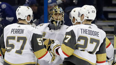 Button breaks down what makes Vegas such a tough opponent