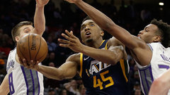 NBA: Jazz 120, Kings 105