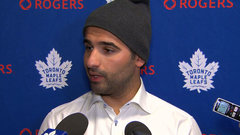Kadri believes he's playing best hockey of the season amid scoring drought