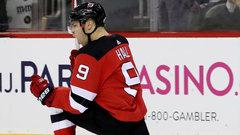 NHL: Capitals 3, Devils 4 (OT)
