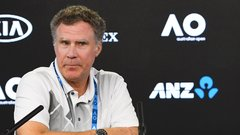 Must See: Will Ferrell crashes news conference