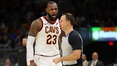 Tensions high between NBA players and officials