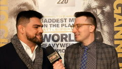 Gastelum: '2018 is the year of the gold for me'