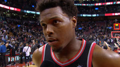 Lowry not concerned with being an All-Star: It's all about these wins