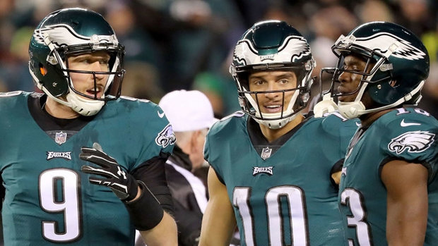 Greer: Vikings will have a hard time matching up with Eagles' offence