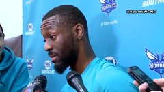 Kemba emotional about trade talks