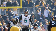 Max sold on Bortles taking down Pats