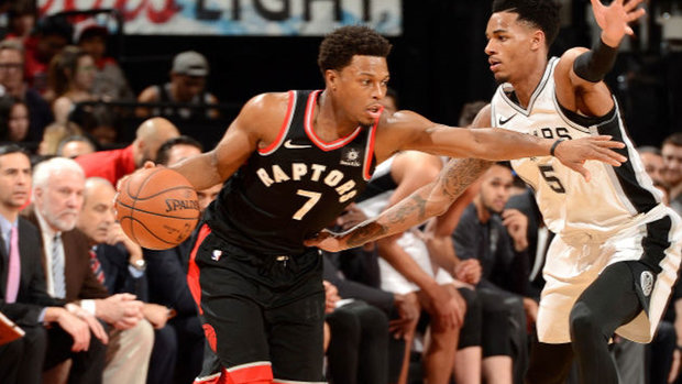 Lowry impresses with 'tough as nails' performance vs. Spurs