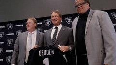 NFL says Raiders followed Rooney Rule in Gruden hiring