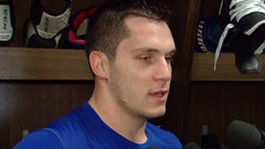Horvat feels like he's 'really close to playing'