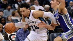 NBA: Kings 88, Grizzlies 106