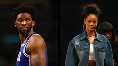 Embiid and Rihanna's complicated 'relationship'
