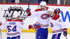 NHL: Canadiens 3, Capitals 2