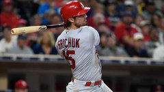 Blue Jays acquire OF Grichuk from Cardinals