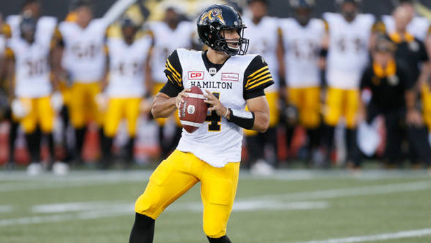 Naylor: Collaros finds security in new deal with Roughriders