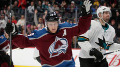 NHL: Sharks 3, Avalanche 5