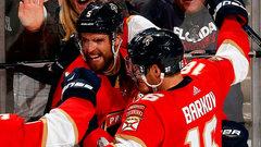 NHL: Golden Knights 3, Panthers 4 (OT)