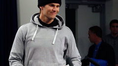 Is Brady's injury just a ruse?
