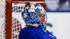 Andersen's assessment hits home for Leafs