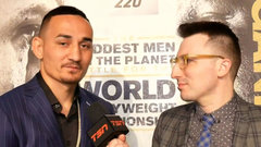Holloway: Beating Edgar can cement your legacy