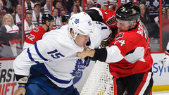 Sens Ice Chips: Borowiecki looking to make physical impact vs. Leafs