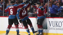 NHL: Rangers 1, Avalanche 3