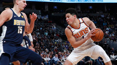 NBA: Suns 108, Nuggets 100