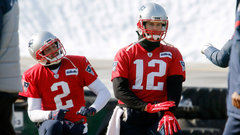 Patriots expect an effective Brady despite cut on his right hand