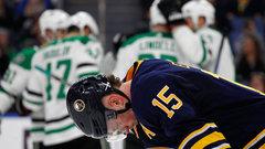 NHL: Stars 7, Sabres 1