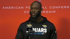 Fournette reveals Steelers fan rear-ended his car