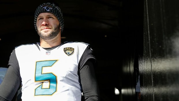 Bortles' critics providing rallying cry for Jags