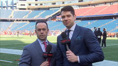 Reiss: Brady is 'locked in' ahead of AFC Championship Game
