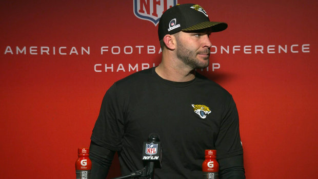 Disappointed Bortles says he 'fully expected' to win