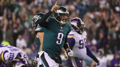 Greer: 'Electric' Foles had his way with Vikings