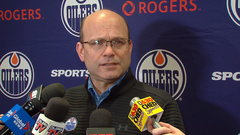 Oilers excited to welcome Coffey to coaching staff