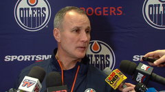 Coffey looking to develop defence in Edmonton
