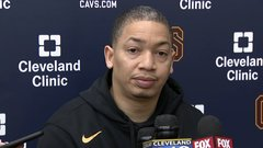 Lue: 'Same group we won 18 out of 19 with'