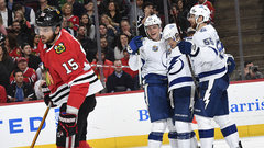 NHL: Lightning 2, Blackhawks 0