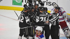 NHL: Rangers 2, Kings 4