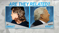 Are They Related?: Jay Onrait and Robert Kraft