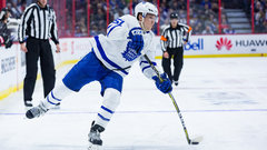 Sometimes Leafs aren't sure what Gardiner's doing