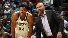 Giannis' reaction to Kidd firing might hurt Bucks' future