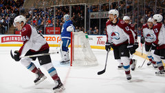 NHL: Avalanche 4, Maple Leafs 2
