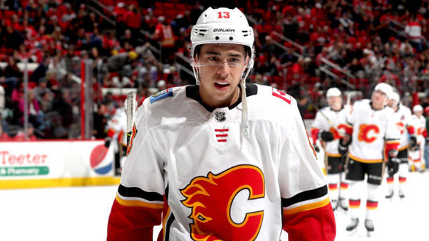 Flames hope to keep riding Gaudreau to more success
