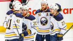 NHL: Sabres 2, Flames 1 (OT)