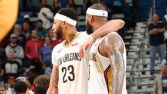 NBA: Bulls 128, Pelicans 132 (2OT)