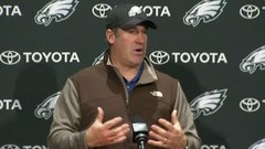 Pederson: 'It all starts back in OTAs'