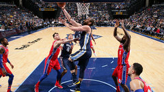 NBA: 76ers 101, Grizzlies 105