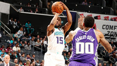 NBA: Kings 107, Hornets 112