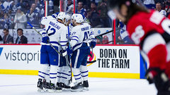 Leafs Ice Chips: From tipping point to turning point